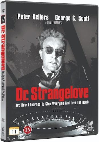 Dr. Strangelove DVD