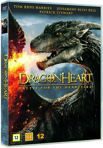 Dragonheart: Battle for the Heartfire DVD