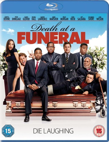 Death at a Funeral (Blu-ray) (Import)