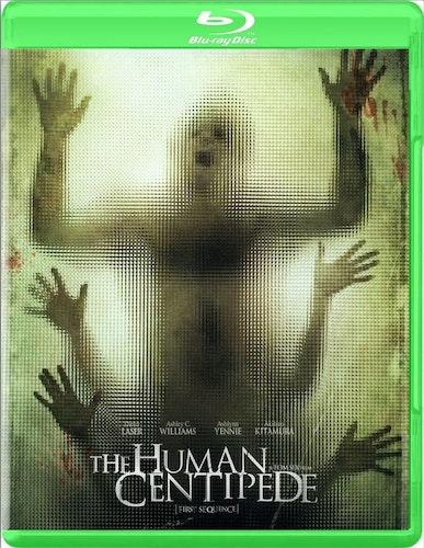 Human Centipede 1 (Blu-ray) (Import)