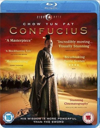 Confucius (Blu-ray) (Import)