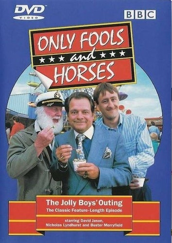 Only Fools And Horses - The Jolly Boys Outing DVD (import)