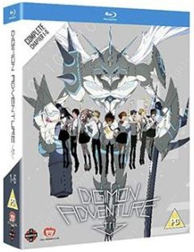 Digimon Adventure Tri - The Complete Movie Collection (import) bluray