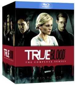 True Blood säsong 1-7 Complete Collection bluray (import)