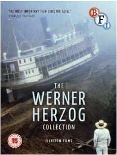The Werner Herzog Movie Collection (18 Films) bluray (import)