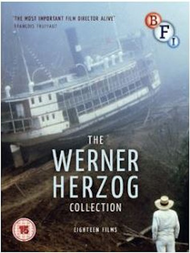 The Werner Herzog Movie Collection (18 Films) bluray (import)