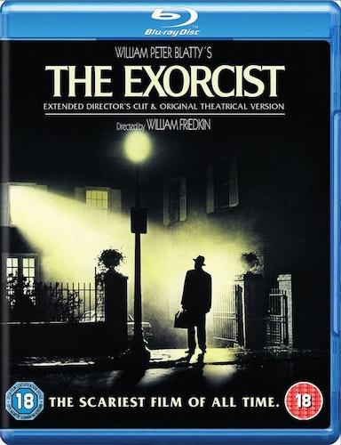 Exorcisten (Blu-ray) import Sv text