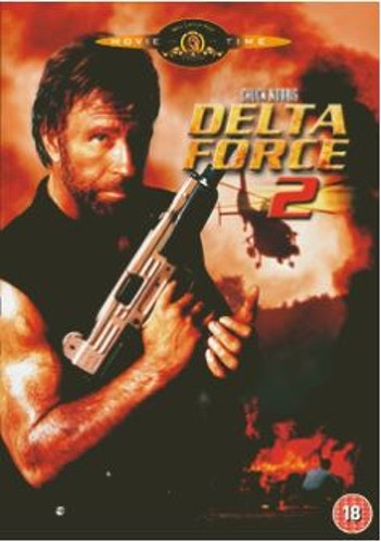 Delta Force 2 DVD (import)