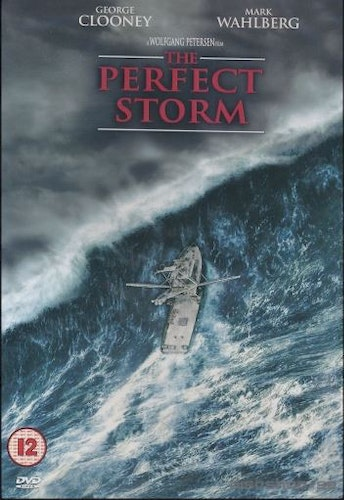 The Perfect Storm DVD (Import Sv.Text)