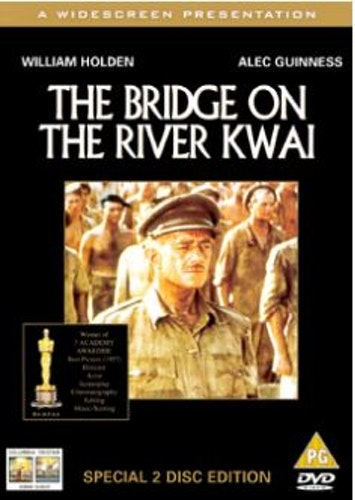 The Bridge on the River Kwai (Import Sv.Text)