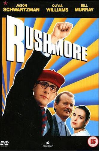 Rushmore DVD (Import Sv.Text)