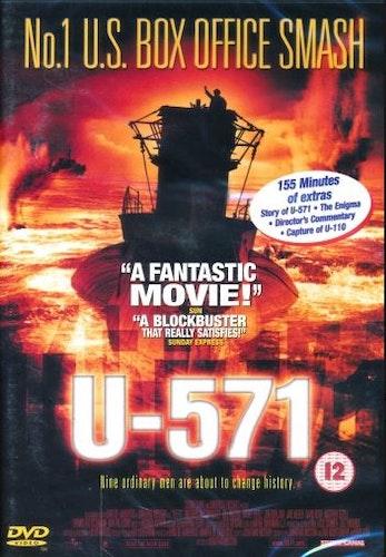 U-571 DVD (Import)