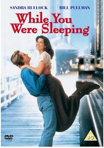 Medan du sov/While You Were Sleeping DVD (Import)