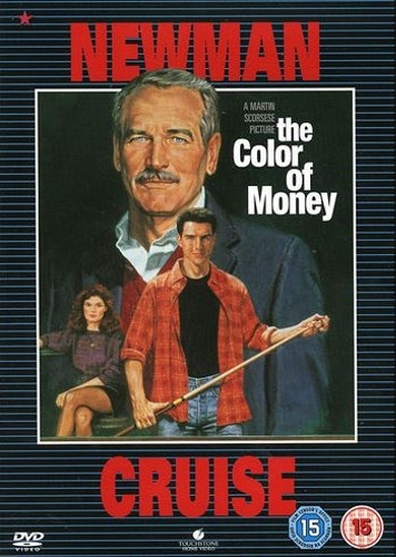 The Color of money DVD (Import)