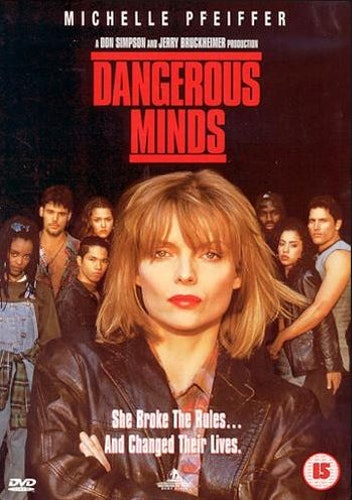 Farliga sinnen/Dangerous Minds DVD (Import)