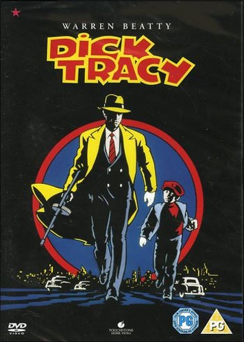 Dick Tracy DVD (Import)