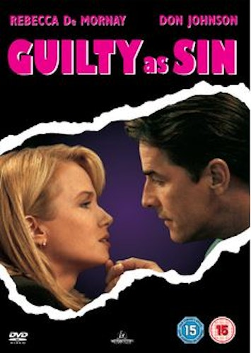 Skyldig som synden/Guilty as sin DVD (Import)