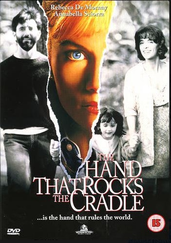 Handen Som Gungar Vaggan/Hand that rocks the cradle DVD (Import)