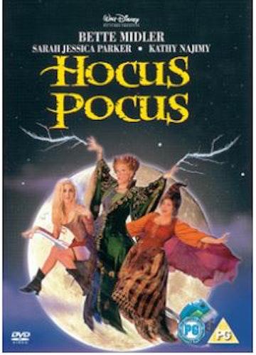 Hocus Pocus DVD (Import)