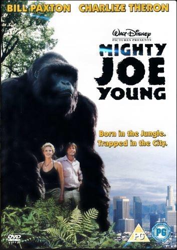 Joe Jättegorillan/Mighty Joe Young DVD (Import)