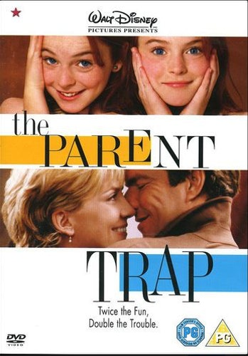 Föräldrafällan/Parent Trap (1998) DVD (Import)