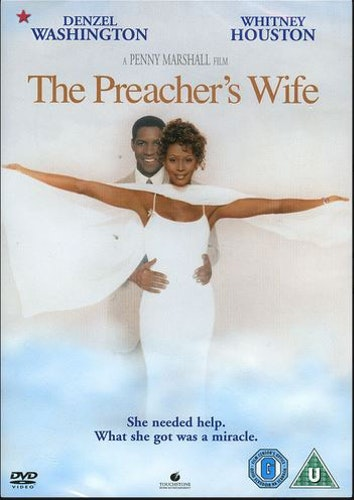 The Preacher's Wife DVD (Import)