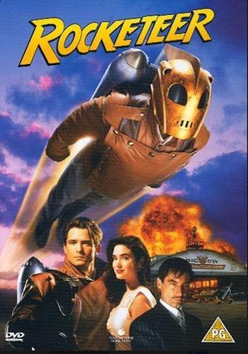 Rocketeer DVD (Import)