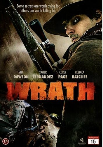 Wrath DVD UTGÅENDE