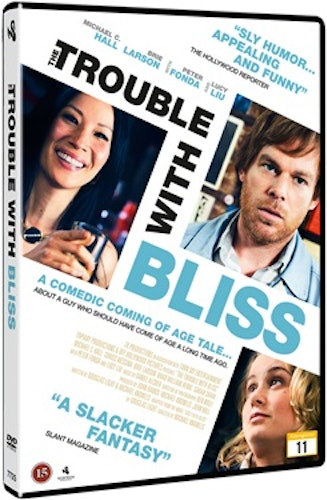 The Trouble with bliss DVD UTGÅENDE