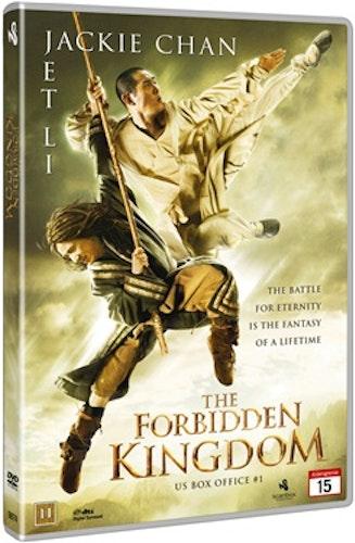 The Forbidden Kingdom DVD UTGÅENDE