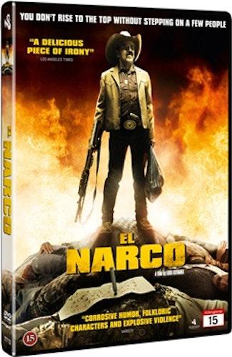 El Narco DVD UTGÅENDE