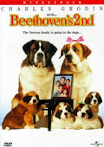 Beethovens Tvåa DVD UTGÅENDE