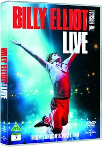 Billy Elliot - The Musical DVD UTGÅENDE