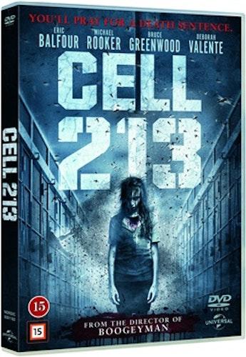 Cell 213 DVD UTGÅENDE
