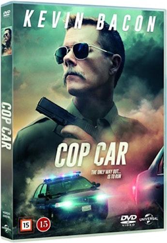 Cop Car DVD UTGÅENDE