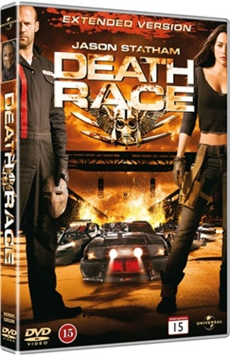 Death Race DVD UTGÅENDE