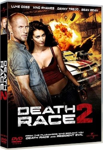 Death Race 2 DVD UTGÅENDE
