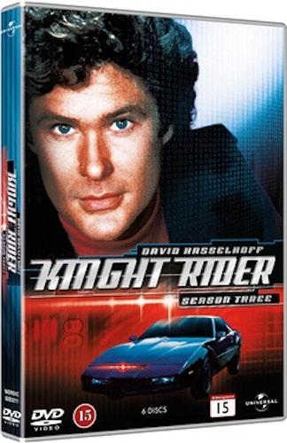 Knight Rider säsong 3 DVD UTGÅENDE