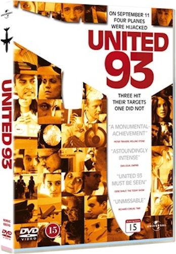 United 93 DVD UTGÅENDE
