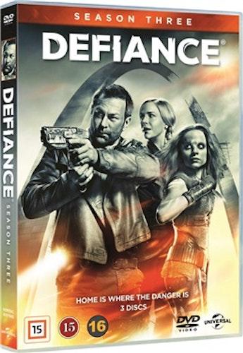 Defiance säsong 3 DVD UTGÅENDE
