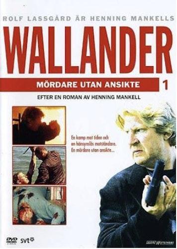 Mördare Utan Ansikte DVD