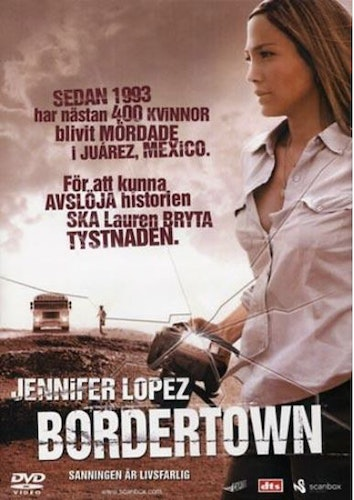 Bordertown DVD (beg)