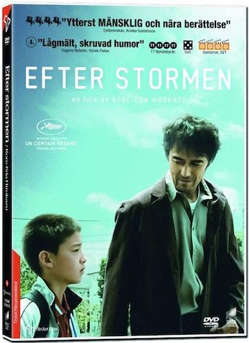 Efter Stormen DVD