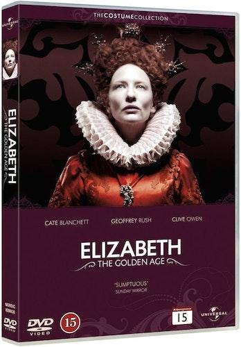 Elizabeth: The Golden Age DVD UTGÅENDE