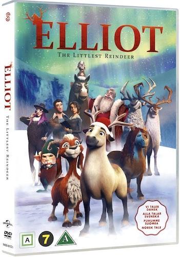 Elliot – Minirenen DVD