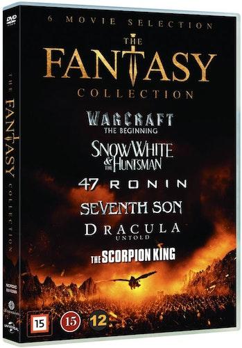 The Fantasy Collection DVD UTGÅENDE