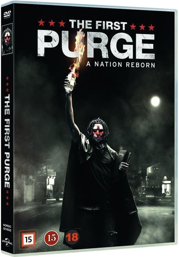 The First Purge DVD UTGÅENDE
