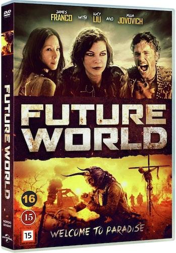 Future World DVD UTGÅENDE