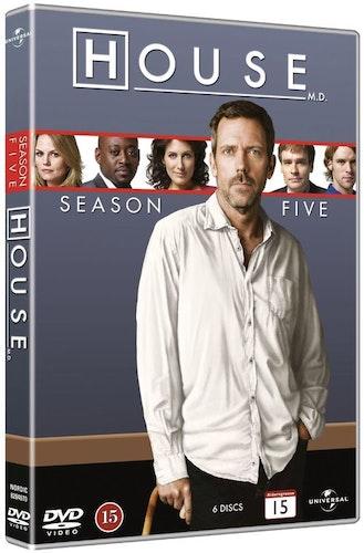 House - Säsong 5 DVD UTGÅENDE