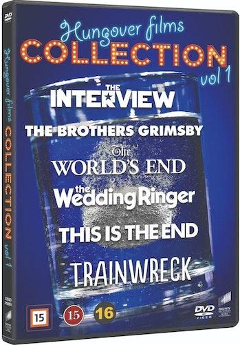 Hungover Films Collection: Vol 1 DVD UTGÅENDE